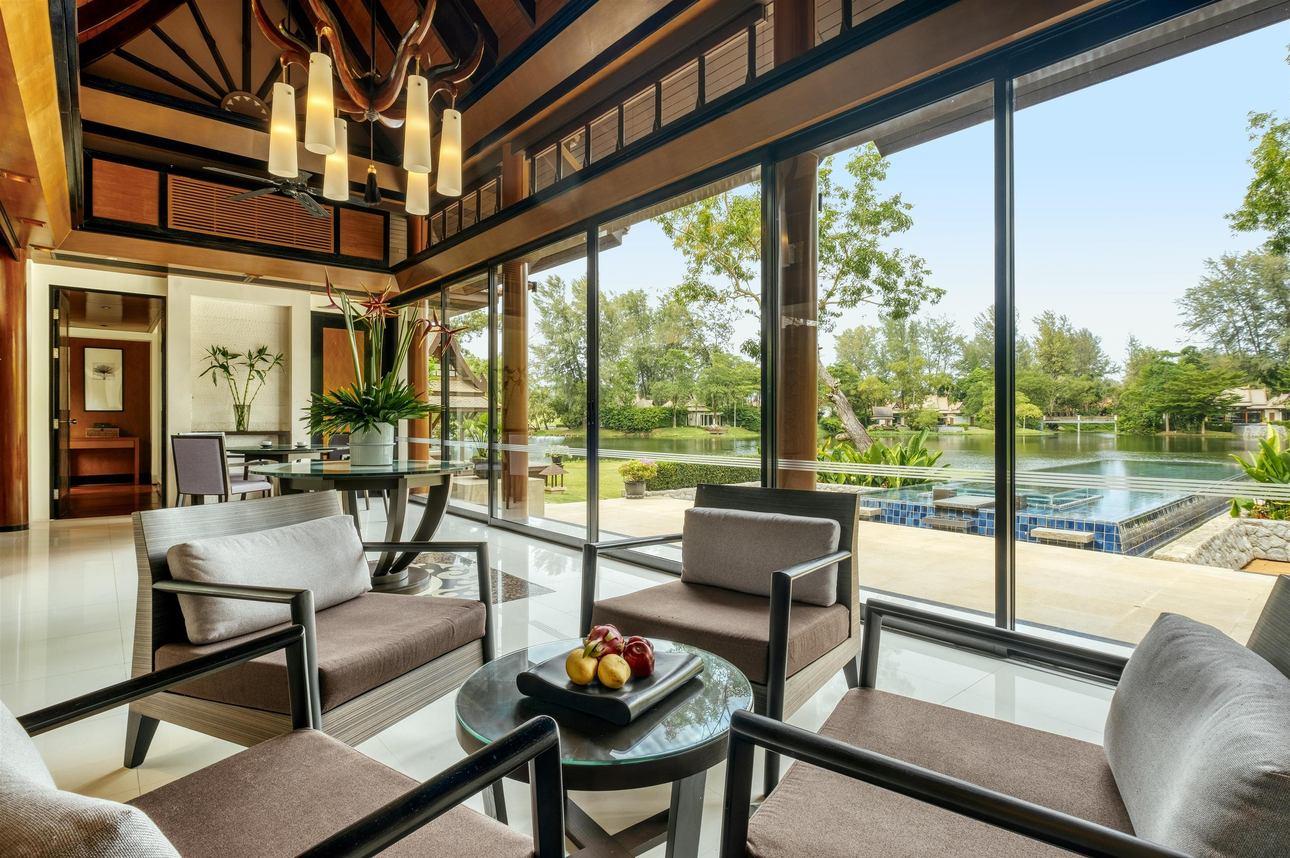 Wellbeing Pool Villa