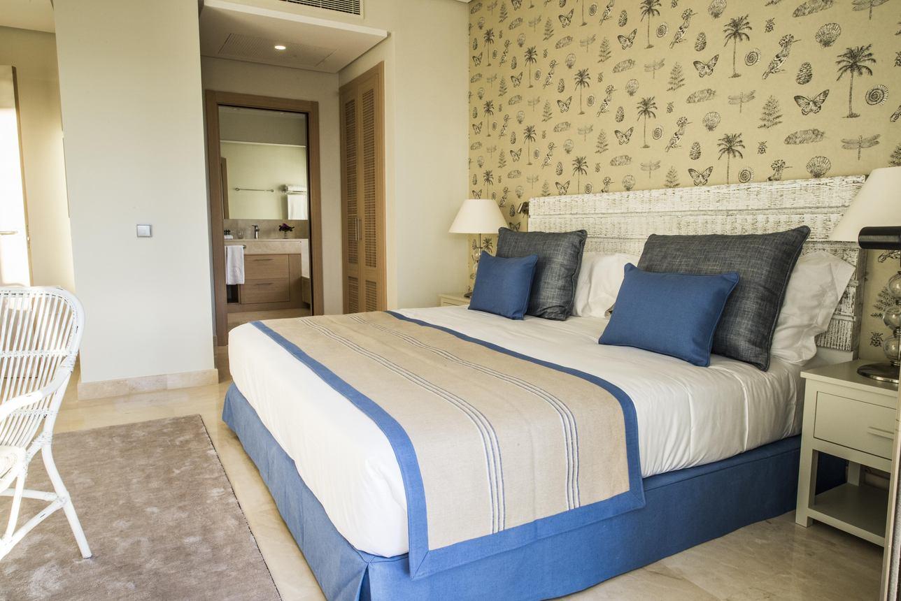 Suite Appartement 3- Slaapkamers Gedeeltelijk zeezicht