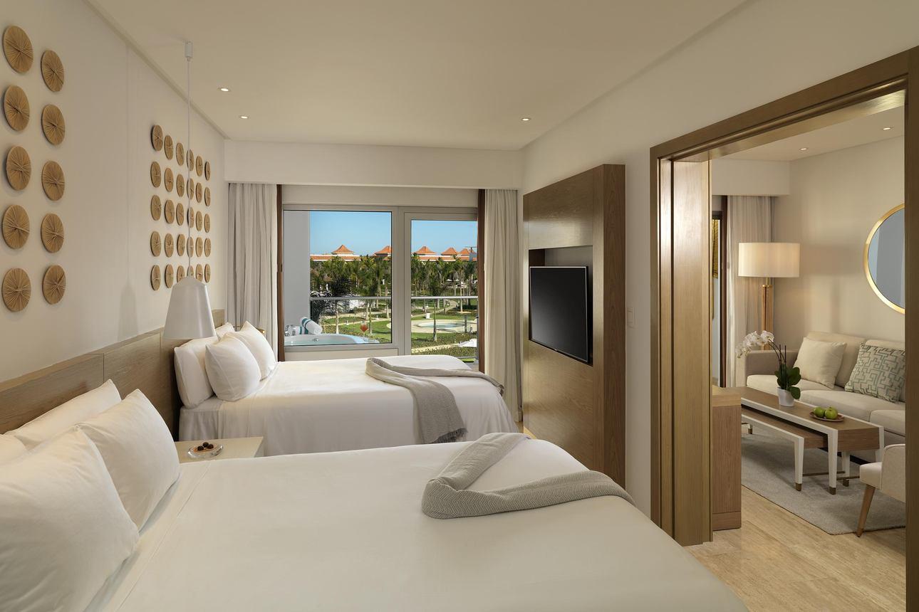 2-Slaapkamer Master Suite
