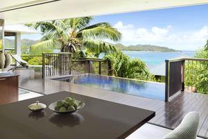 Ocean View Pool Villa 2-slaapkamers