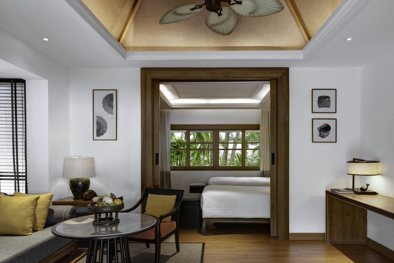 Grand Deluxe Beachfront Villa - 2 slaapkamers