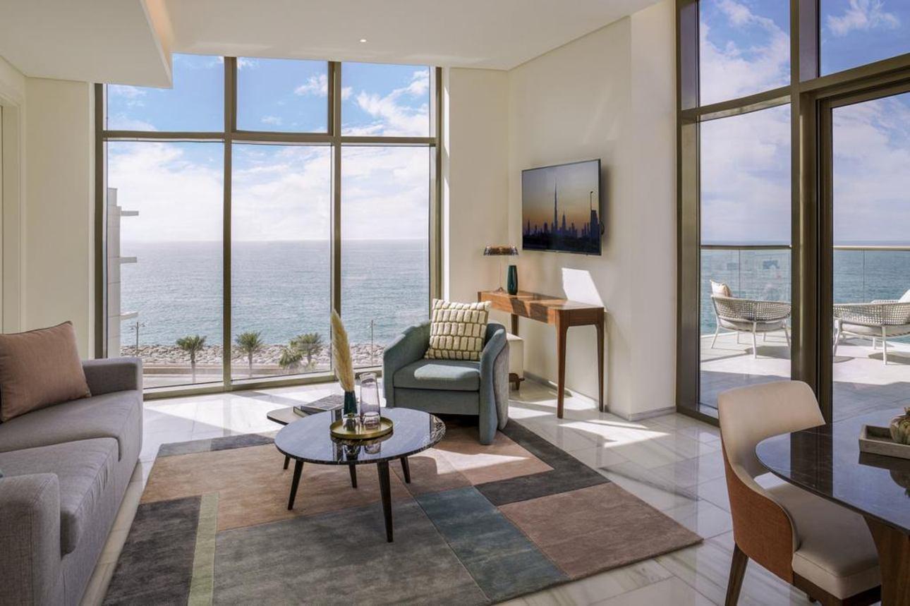 Ocean View Family Suite 2-slaapkamers