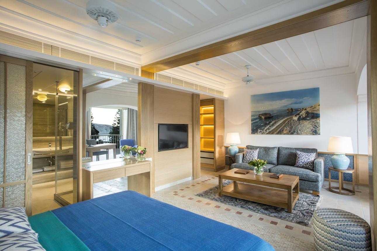 Executive Suite Zwembadzicht/ Zijzeezicht