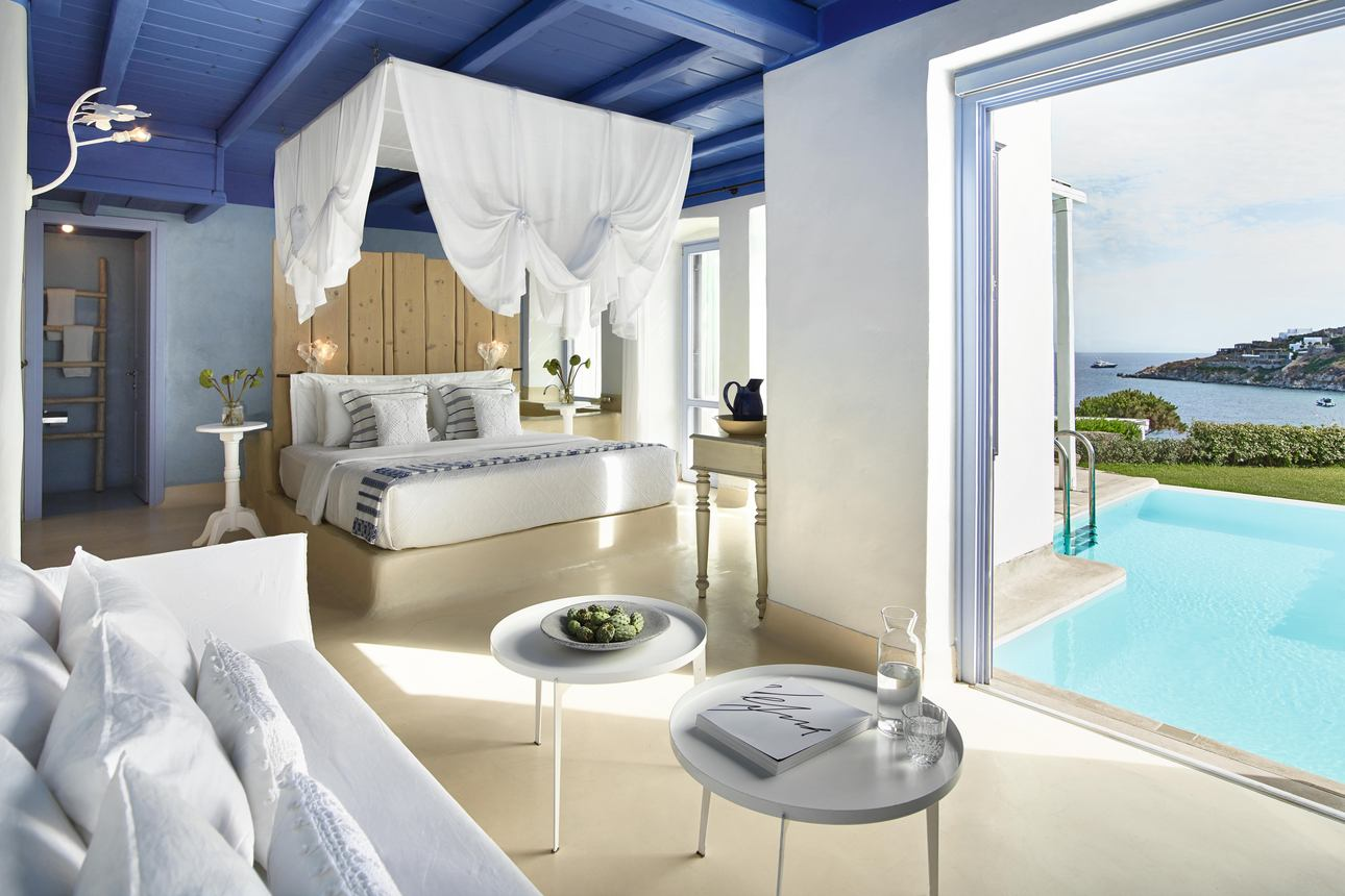 Endless Blu on the waterfront met privézwembad
