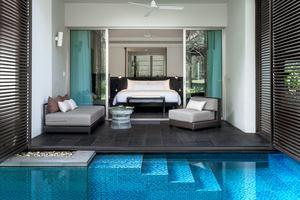 Grand Deluxe Lagoon Pool Kamer
