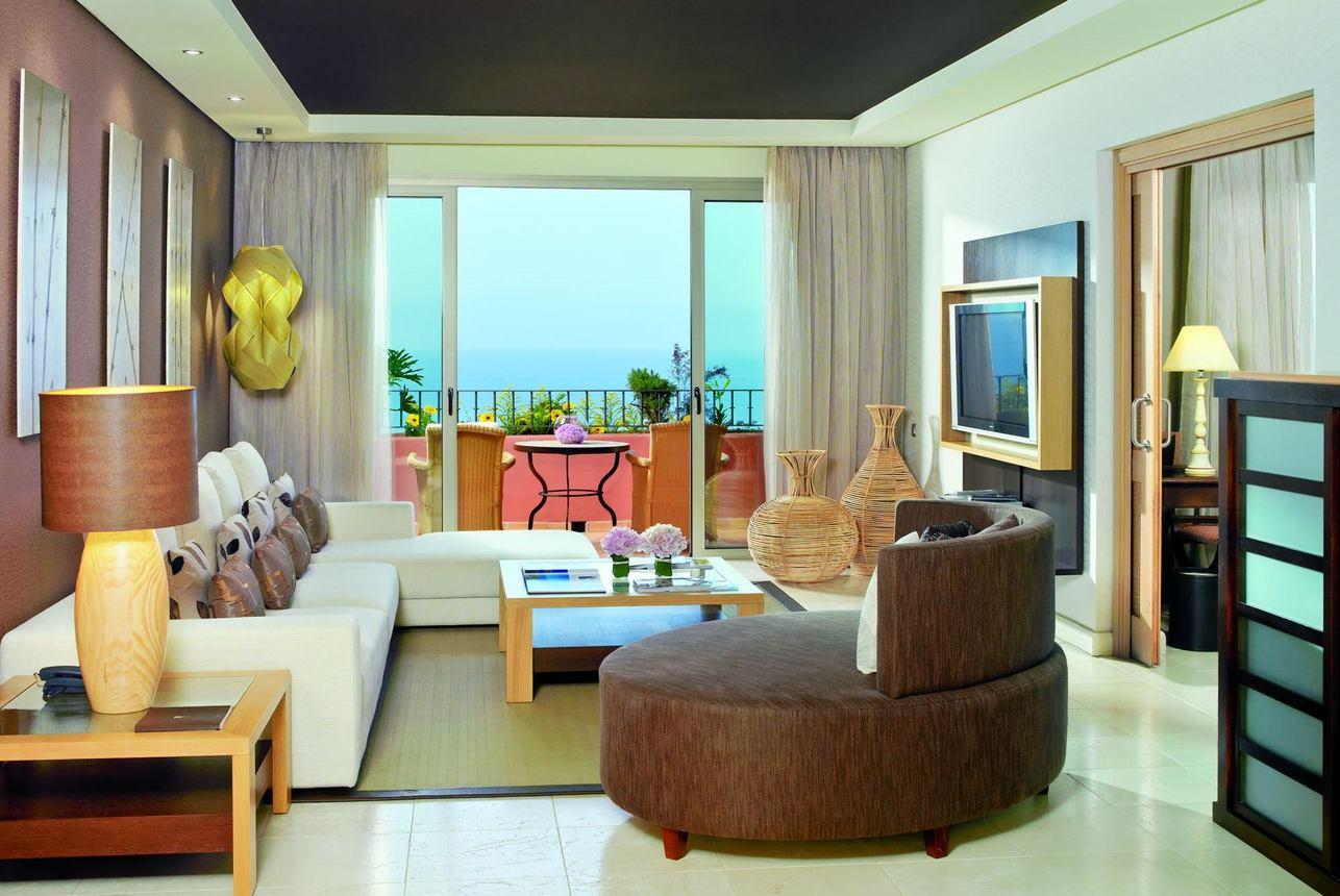 Villa Tagor Suite Zeezicht
