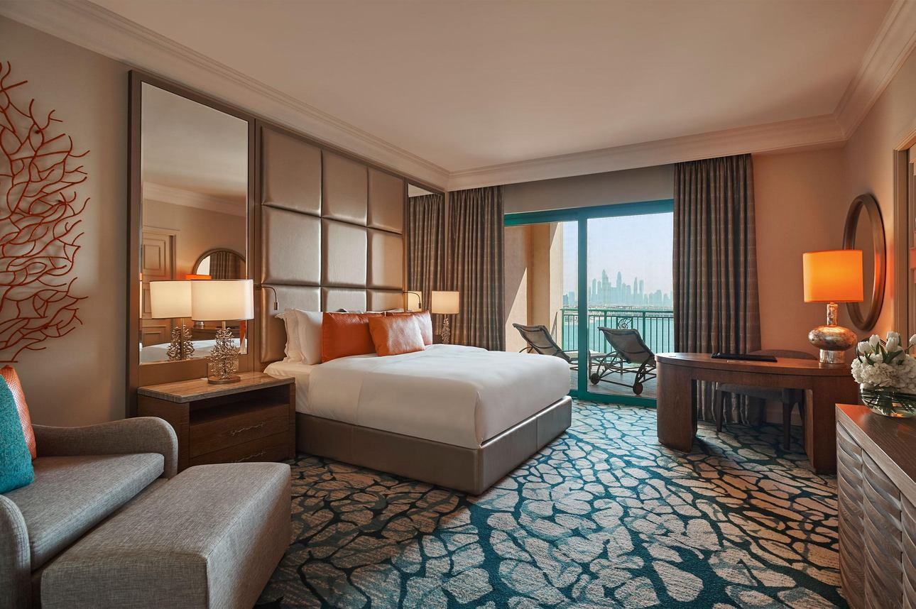 2-slaapkamer Terrace Club Suite