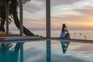 Grand Pavilion zeezicht met jacuzzi en zwembad