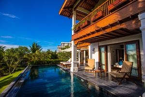 The Anam Ocean View Pool Villa - 3 slaapkamers