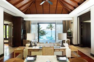 2-slaapkamers Ocean Front Pool Villa