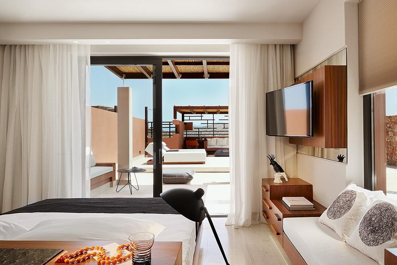 Luxury Residence 3 slaapkamers privézwembad zeezicht