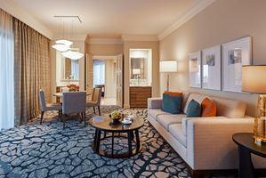2-slaapkamer Executive Club Suite
