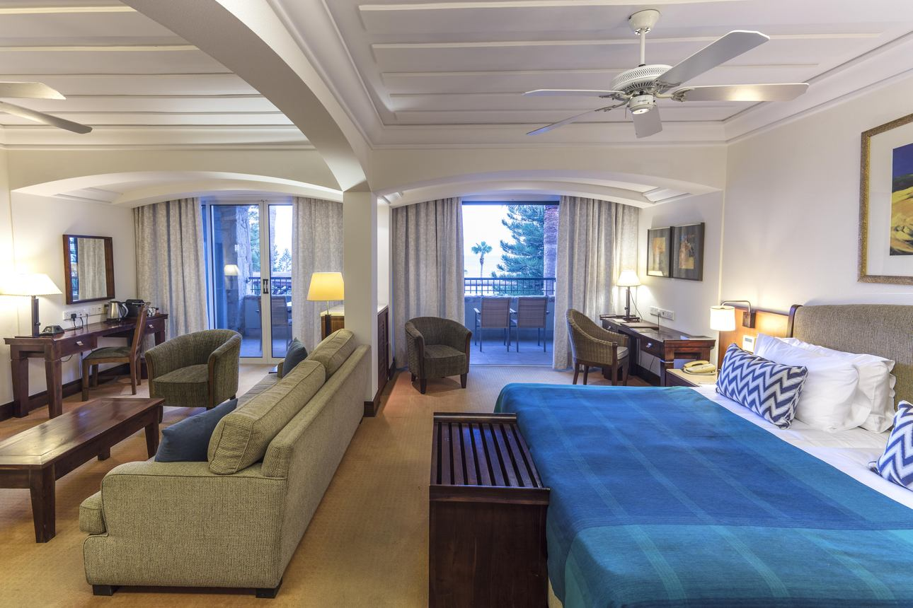 Family Suite Zeezicht 2 - Slaapkamers