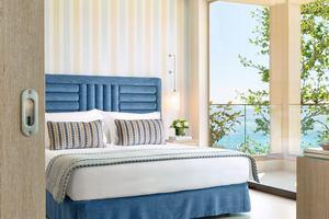 Deluxe Familie Suite 1 slaapkamer Zeezicht
