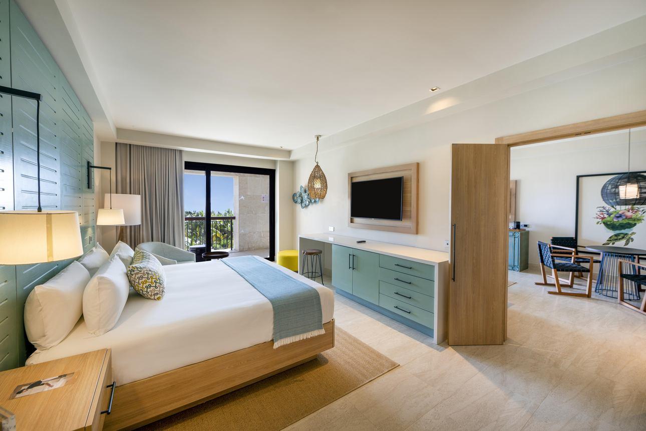 Unique One Bedroom Suite Ocean