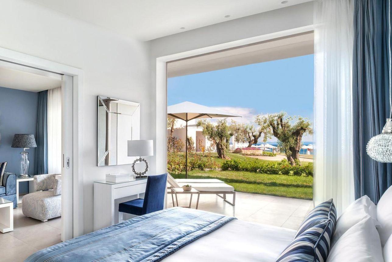 Bungalow Suite balkon - 1 slaapkamer zeezicht