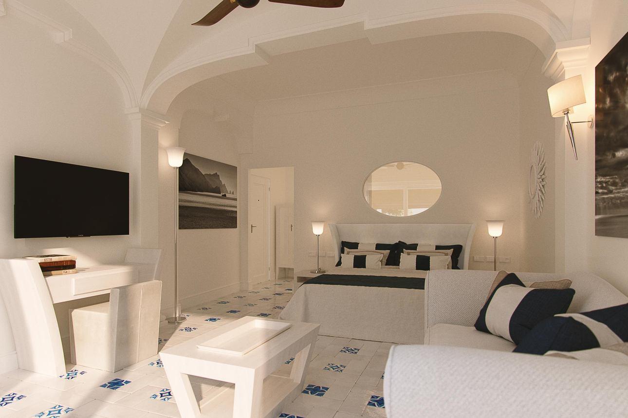 Junior Suite Zeezijde