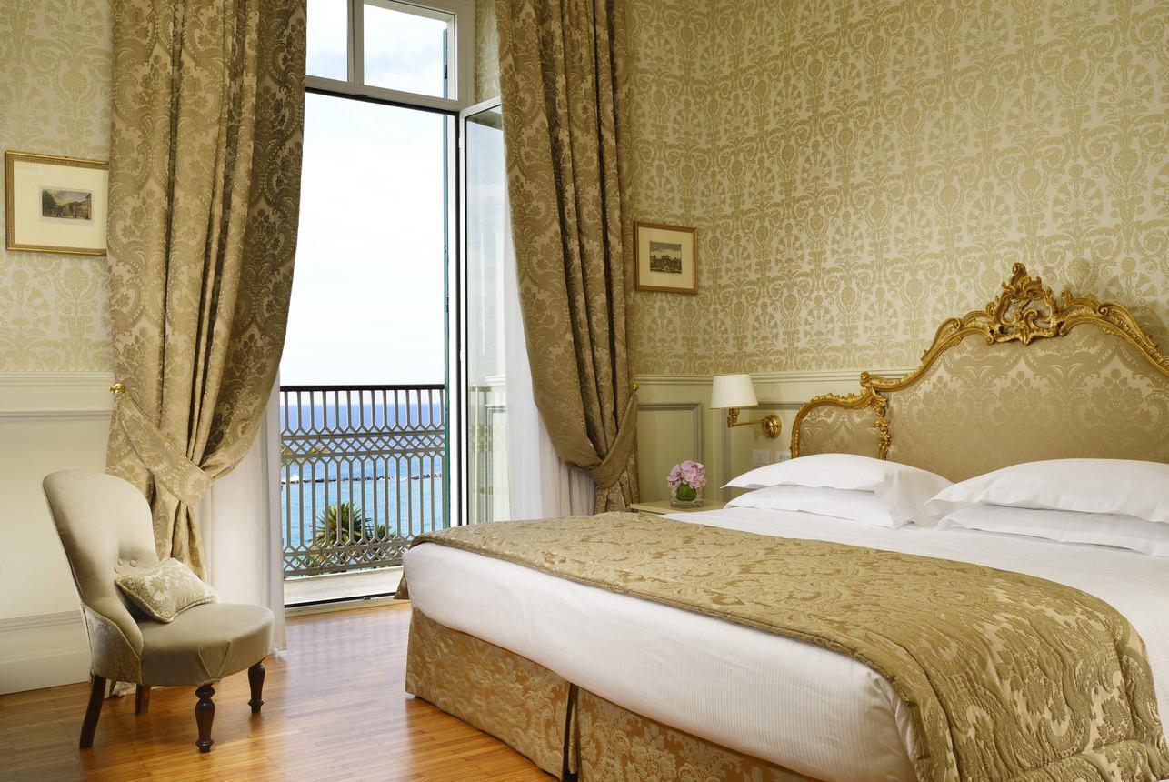 Exclusive Queen Suite Zeezicht