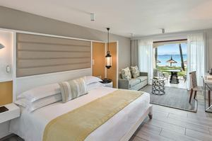 Prestige Beachfront Kamer