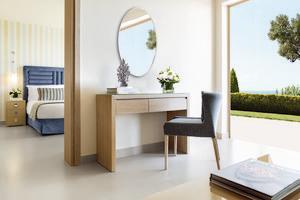 Familie Suite - 1 slaapkamer Zeezicht