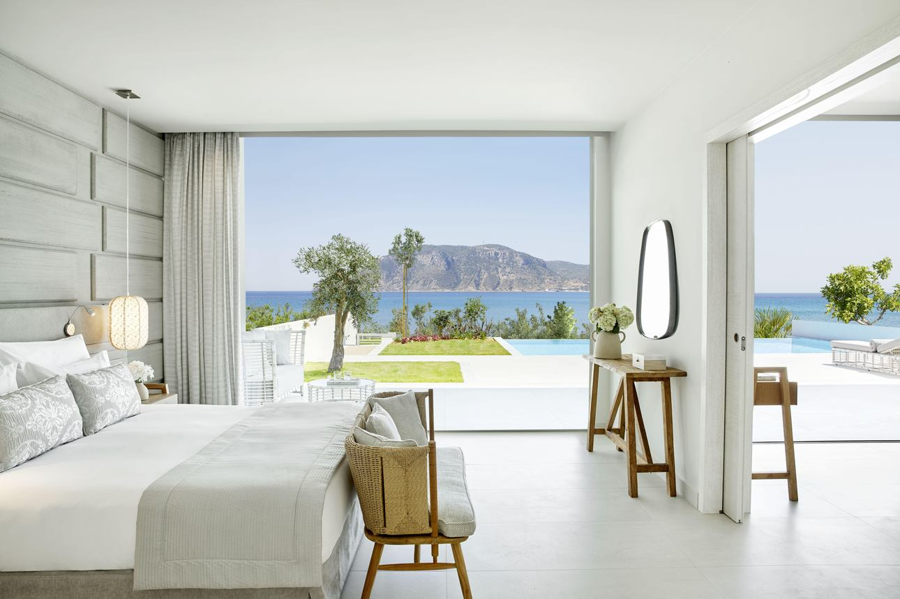 Deluxe (Driekamer) Bungalow Suite Privézwembad