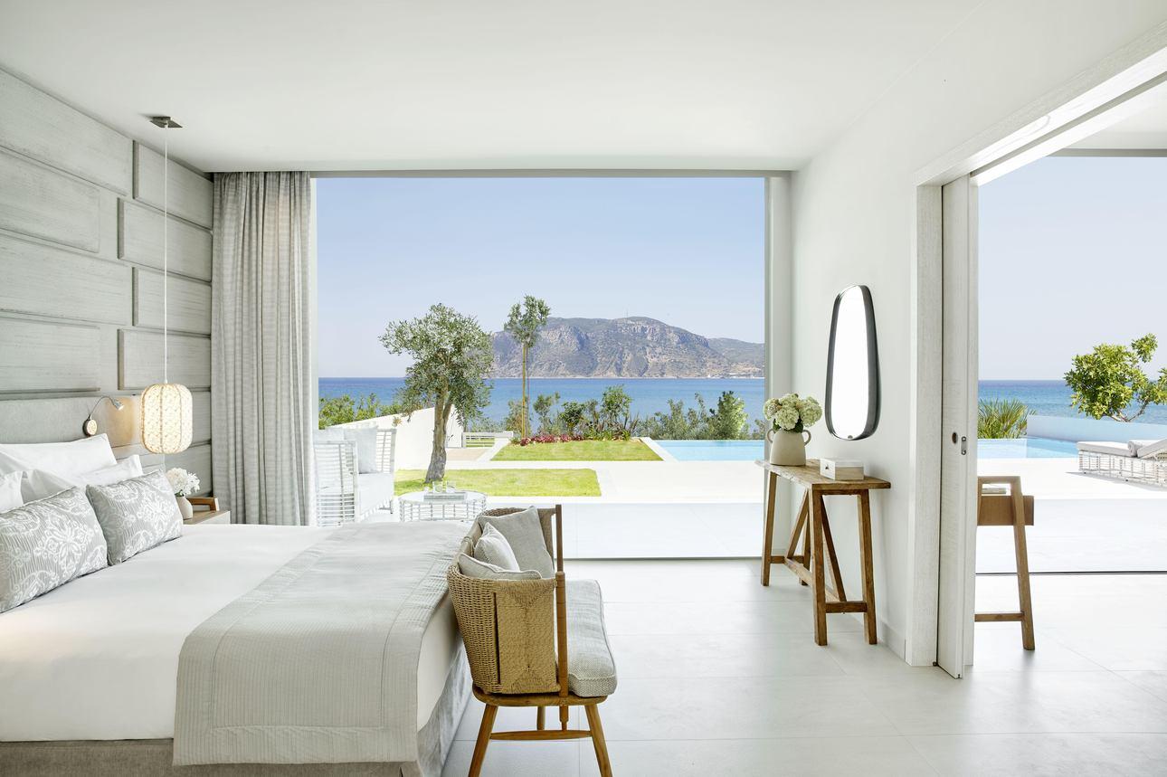 Deluxe 2 slaapkamer Bungalow Pool Suite