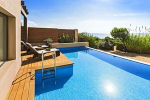 Premium Grand Infinity Suite Beachfront
