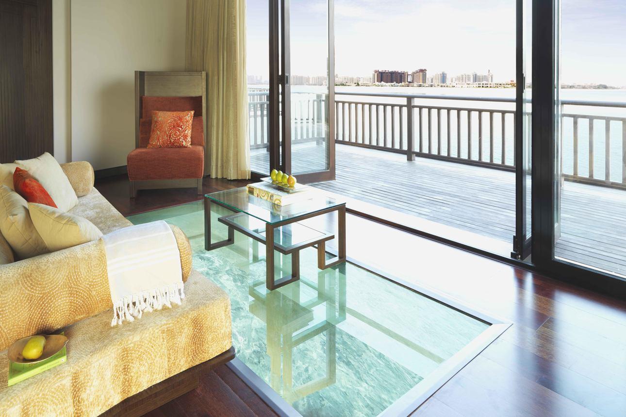 Over Water Villa