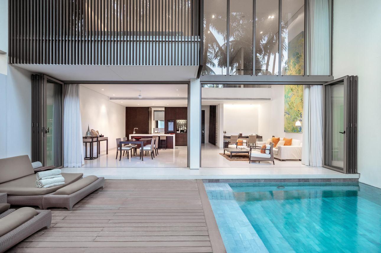 Duplex Pool Suite - 1 slaapkamer