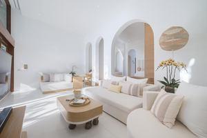 Oceanfront Presidential Pool Villa - 2 slaapkamers
