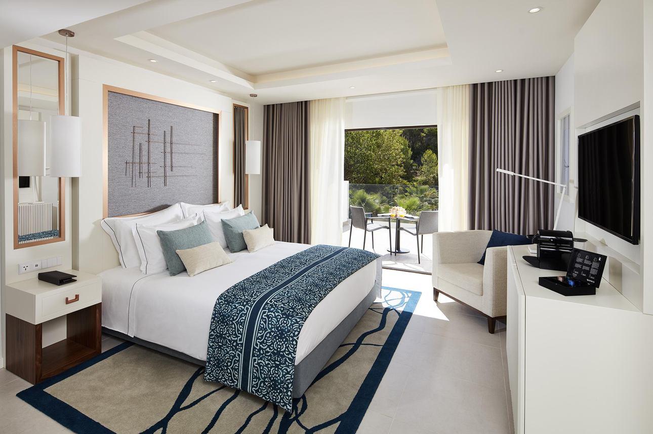 Superior Terrace Kamer