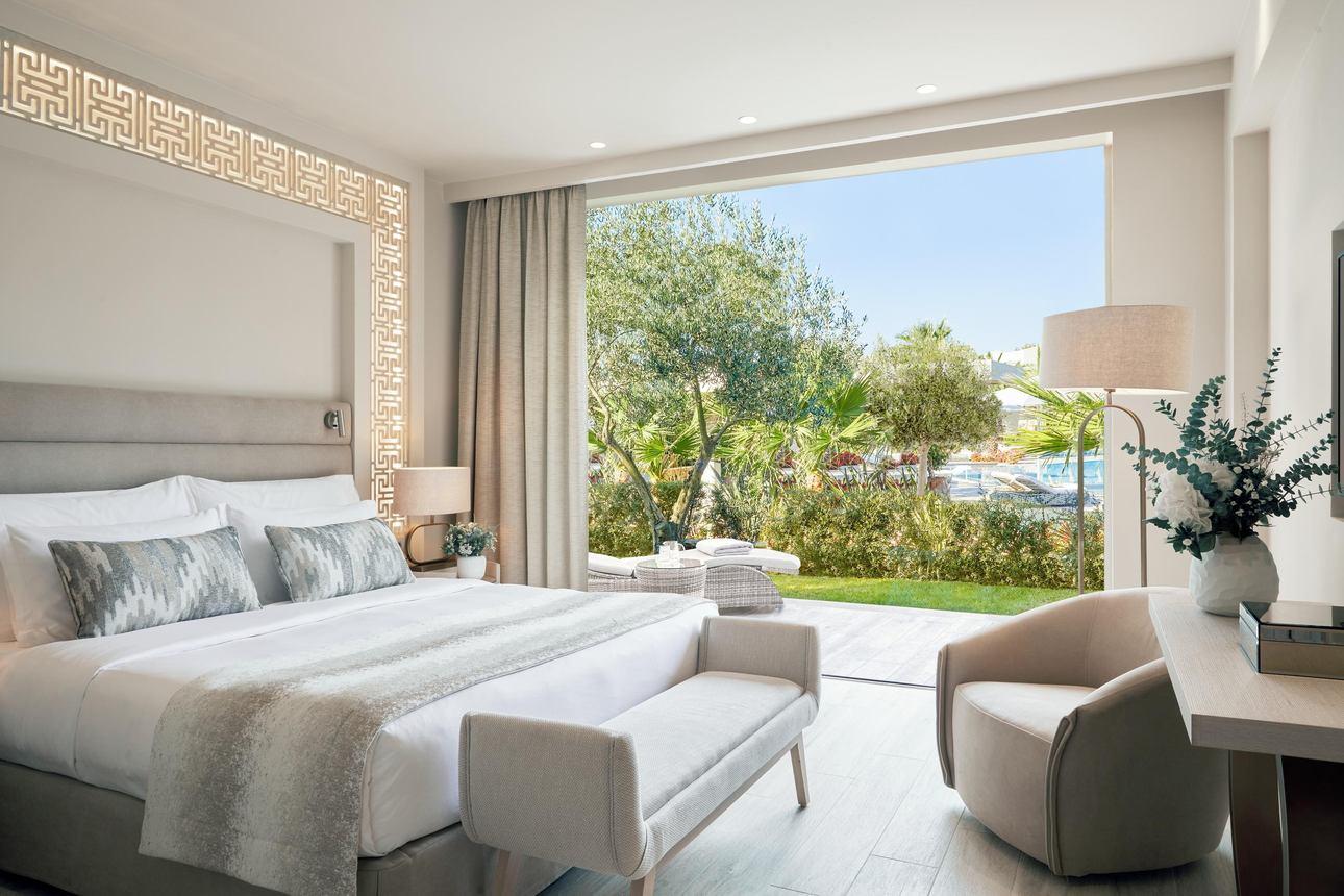 Suite - 1 slaapkamer Tuinzicht
