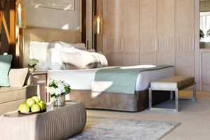 Grand Balcony Suite Zwembadzicht