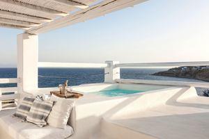 Deep Blu met privézwembad