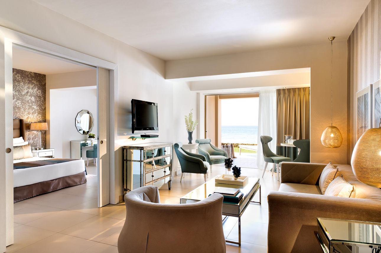 Family Suite Beach Front - 1 slaapkamer