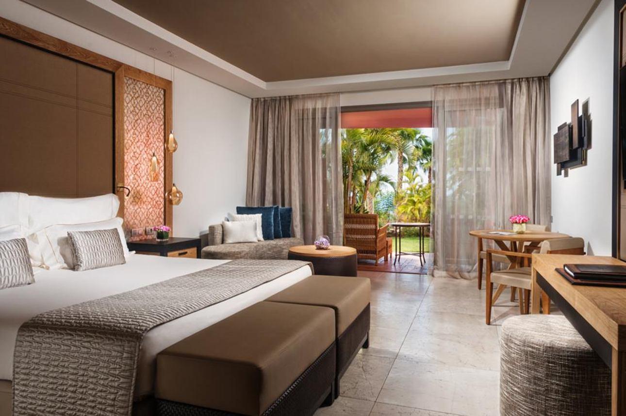 Villa Deluxe Kamer Gedeeltelijk zeezicht