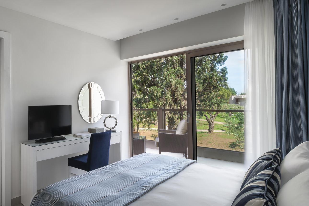 Bungalow Suite - 1 slaapkamer tuinzicht