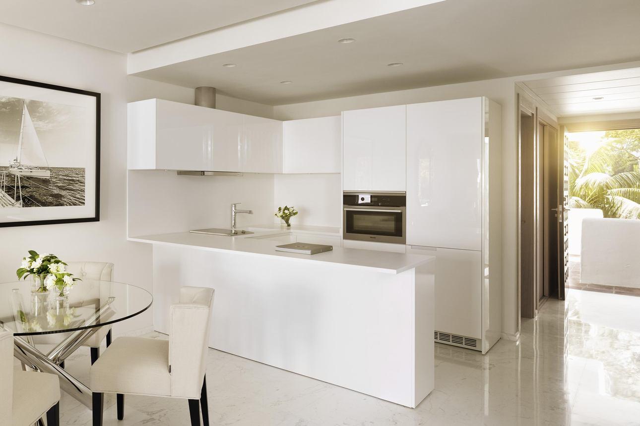 Grand Junior Suite  Keuken