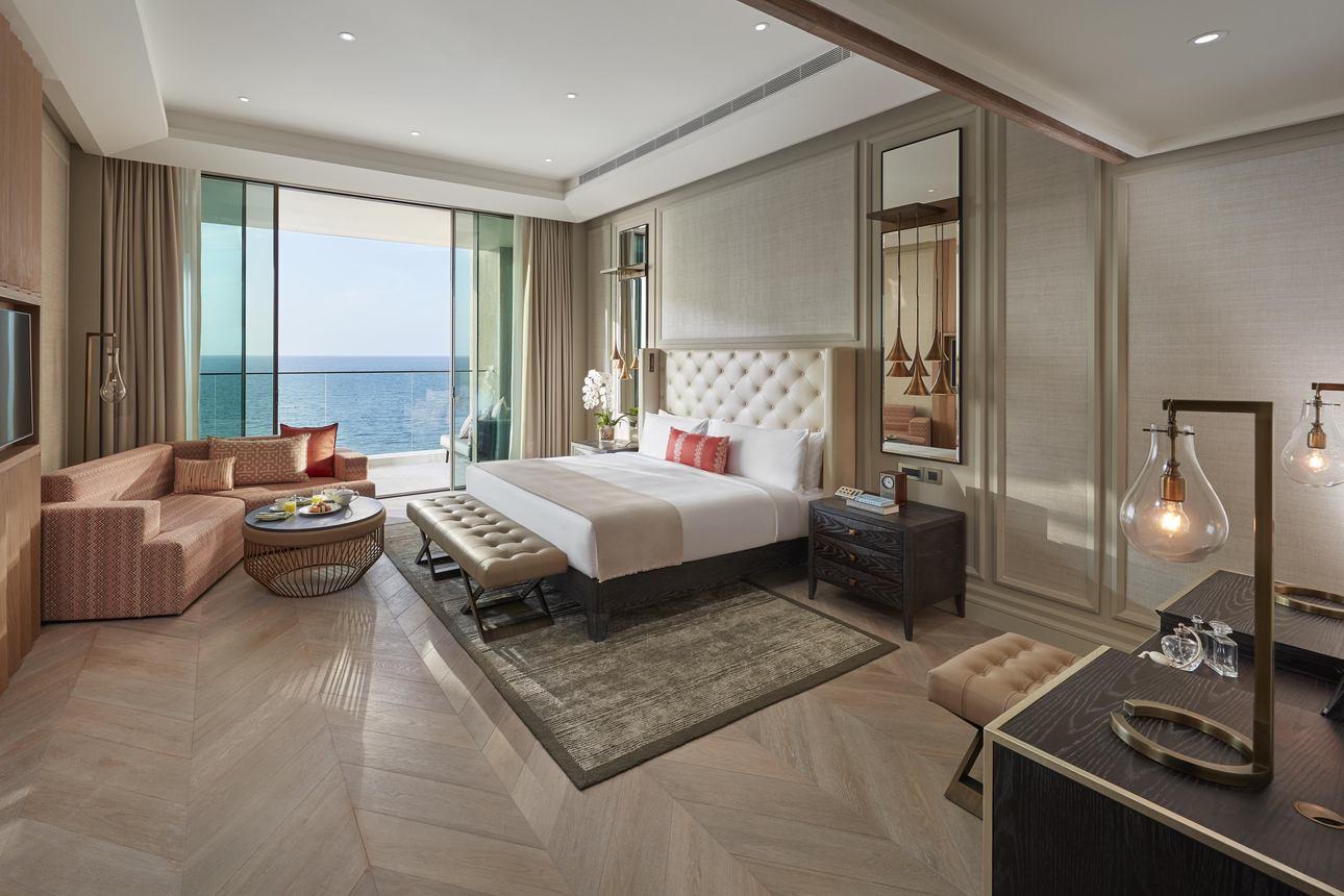 2-slaapkamer Suite