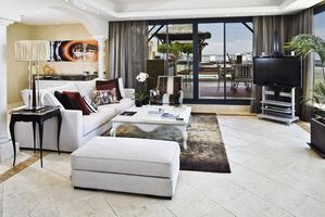 Penthouse Suite Mediterraneo