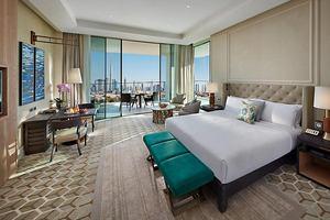 Mandarin Panoramic View Kamer