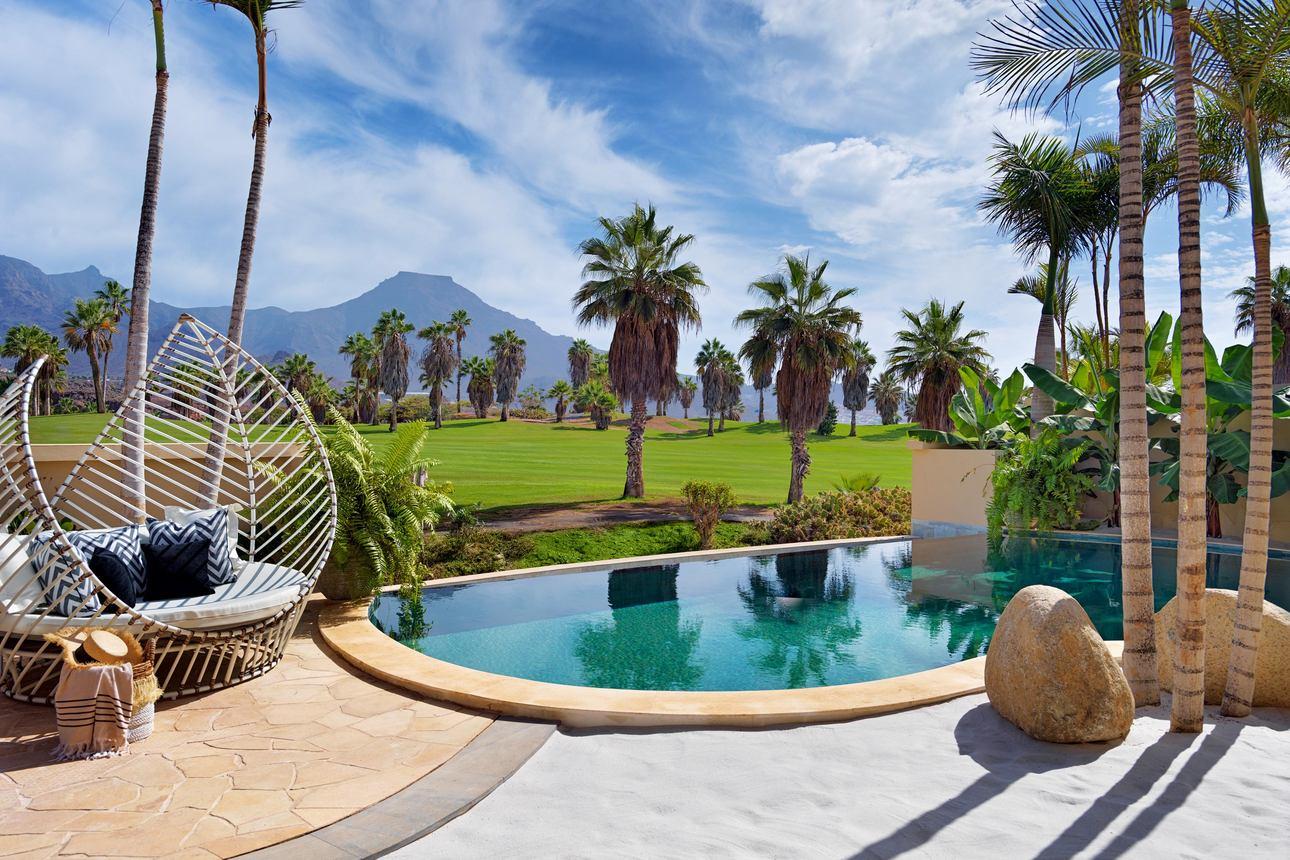 Grand Pool Villa met privé zwembad