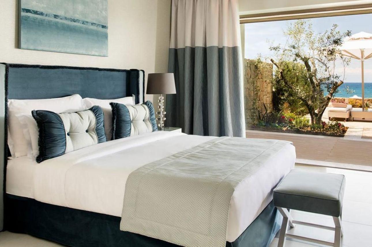 Bungalow Beachfront Pool Suite - 2 slaapkamers